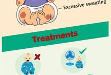 Babies Heat Rashes Remedies.