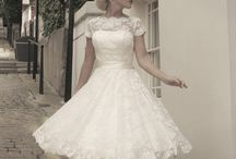 wedding dress♡