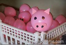 2nd birthday peppy pig