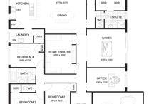 FLOOR PLANS / Floor plan ideas