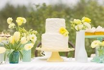 WEDDING: creative cakes / by Ashley Gale