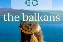 Balkan, baby / Travel in Balkan countries