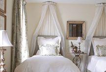 Sleeping Beauty / Bedrooms that inspire me!