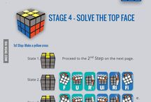 RUBIKS CUBE tricks