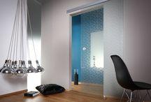 Tapete und glasdesign
