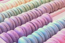 macarons / yummmmm and so easy to make