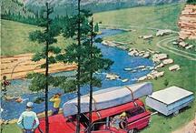 Vintage Camping / Camping - the vintage way