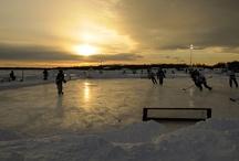 Hockey / by Juliane Flora
