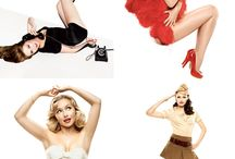 pinup  / by Misti Walters