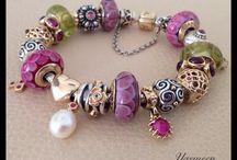 pandora bracelet inspiration