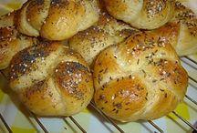 Recepty kynuté pečivo / pečivo