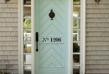 Entryways and Doors