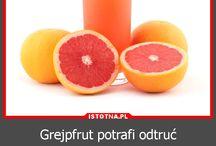owoce i warzywa - właściwości i stosowanie