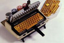 DoT ♥'s typewriters