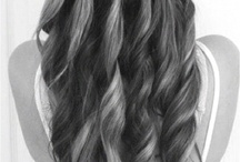 Long Hair Don't Care / Hair doesn't make the women, but good hair definitely helps / by Katie Toney