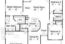 House Plans / by Anna Palmer