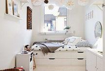 Sven slaapkamer