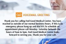 Voicemail greeting samples voicemailgreet on pinterest medical office voicemail greeting sample httpvoicemailgreeting m4hsunfo