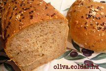 Kelt tészta,kenyér ,pogácsa,sós süti / otthon sütött kenyér receptek