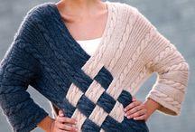 Blusas de tricô