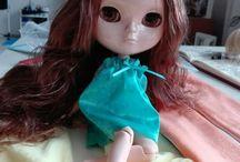 Icy doll custom ooak Magdalena's dolls