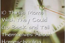 Great Homeschooling Information / by Jennifer A. Janes