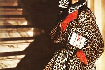 Tiger print Dress And Gowns