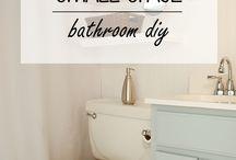 Bathroom Redo / by Rachel Weiss