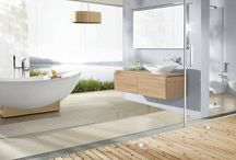 Bathroom with wood: What needs to be considered?