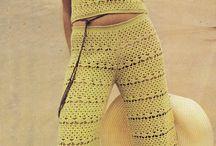 Crochet Pdf Beachwear Patterns