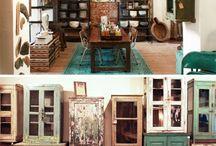 Keske bizim olsa dediklerimiz / İlham aldıklarımızı bir arada topladık. Vintage veya ikinci el mobilyalar ilham kaynağı olabildiği gibi, mekanlarımıza çok keyifli yeni bir soluk getirebiliyorlar.