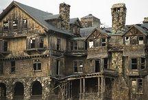 Creepy homes