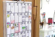 DaWanda ♥ Organize, Workspace & Papercraft / September is DIY maand op DaWanda! Deze week is het thema: alles voor je creatieve werkplek. Organize je bureau, je werkplek,  krijg inspiratie en get creative!