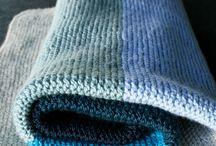 kniting&crochet&weaving
