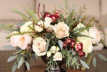 Kompozycje Kwiatowe - niskie (Ślub, Hotel, itp)