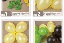 palloncini e feste