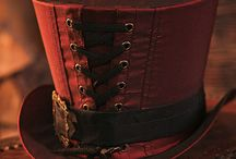 historische hüte / Hüte 19. Jhd.