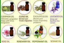 Essential Oils / by Erin Byrd