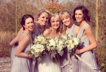 grey wedding lookbook / Inspirition for those planning weddings with an elegant grey colour scheme.