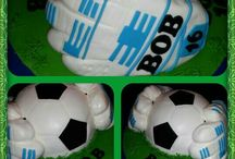 Edible football treats