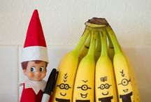"Nissestreker""elf on the shelf ideas"""