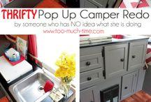 Pop up camper dream