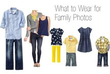 Family Portraits What to wear