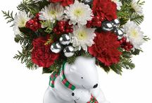 Holiday Flowers 2013 / Beautiful Christmas arrangements for you or your loved ones!