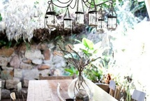 Dare to Dine / Tables that fit my fantasy occasions / by Courtney Slingo