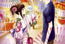 cupluri anime