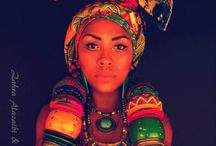 HEAD COVERINGS, WRAPS, TURBANS / by Haute Curvy Woman