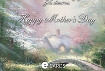 Thomas Kinkade Mother's Day Gifts