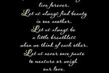 Wedding love speechs