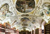 World libraries / Beautiful designed libraries from over the world